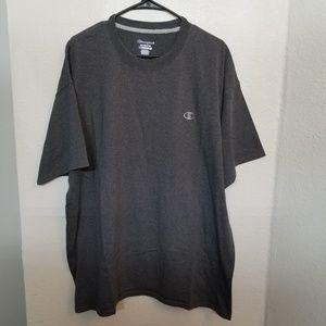 Champion Embroidered T Shirt. AMAZING! Brand New!